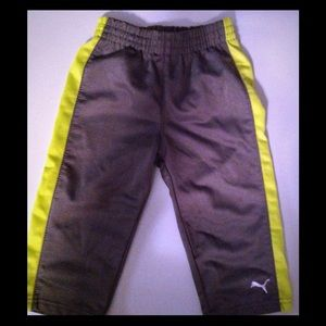 Toddler boys size 18M PUMA athletic pants